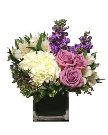 Lovely in Lavender Flower Arrangement