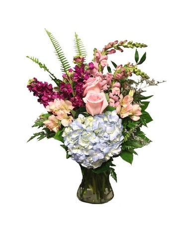 Heartfelt Gesture Flower Arrangement