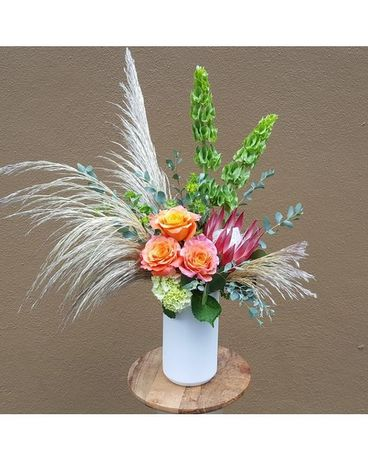 Summer Skies Flower Arrangement