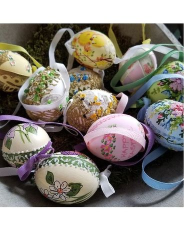 Austrian Egg Gifts