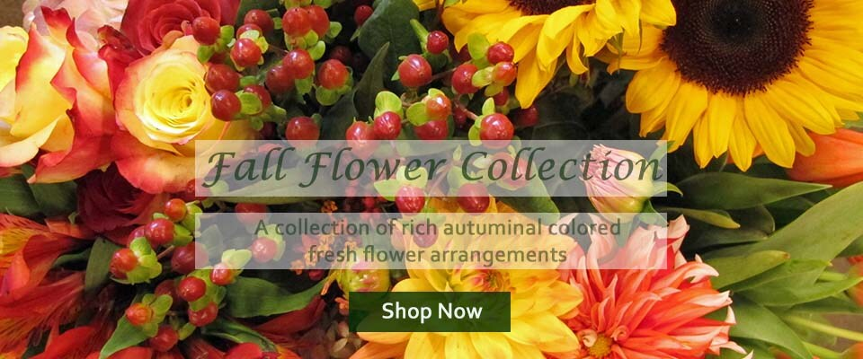 Flower Delivery to Amherst by The Trillium's Courtyard Florist