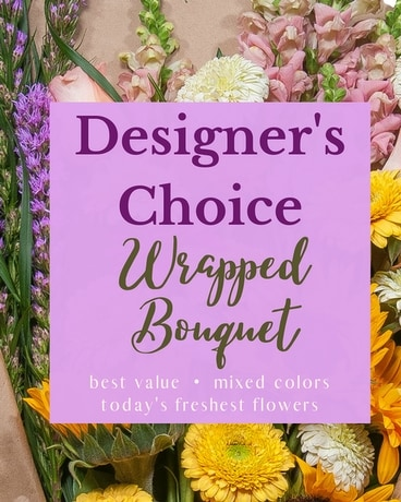 Designer Choice Cut Flower Flowers