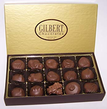 Gilberts Gourmet Chocolate Box