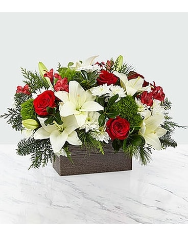 FTD I'll Be Home Bouquet Flower Arrangement