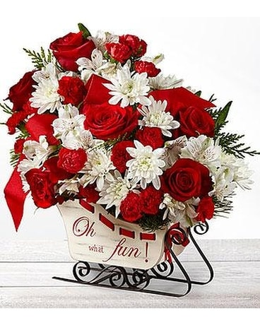 FTD Holiday Traditions Flower Arrangement