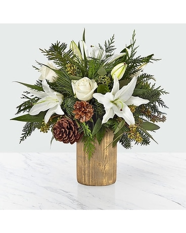 FTD Joyous Greetings Flower Arrangement