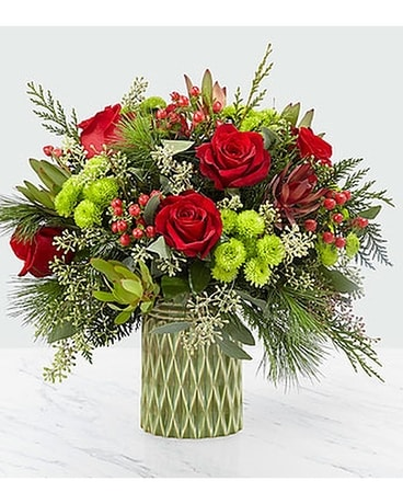 FTD Stunning Style Bouquet Flower Arrangement
