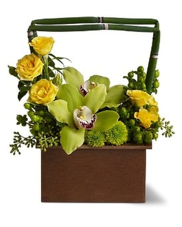 Picture Perfect Flower Arrangement