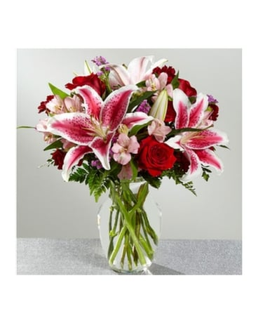 The FTDR High Style Bouquet