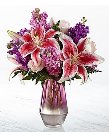 The FTD® Shimmer & Shine™ Bouquet Flower Arrangement