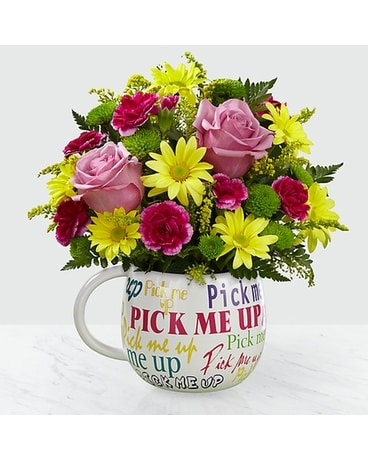 FTD Pick Me Up Bouquet Flower Arrangement