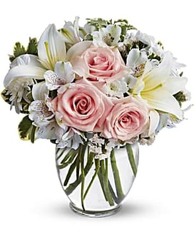 Arrive in Style Flower Arrangement