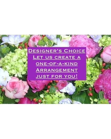 Designer's Choice Everyday Flower Arrangement