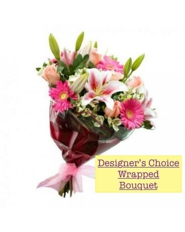 Designers Choice Mixed Bouquet Bouquet