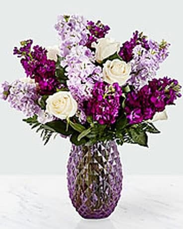 Sweet Devotions Flower Arrangement