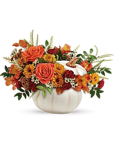 Teleflora's Enchanted Harvest Bouquet Flower Arrangement