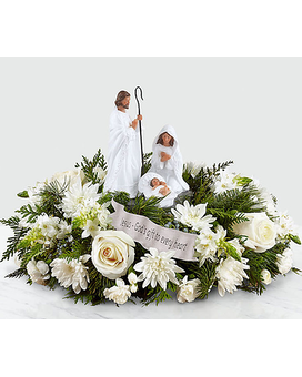 God's Gift of Love Flower Arrangement