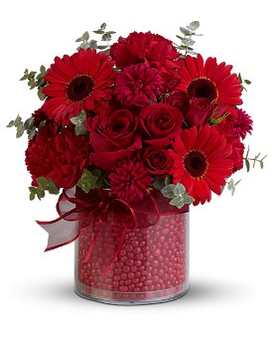 Teleflora's Eye Candy Flower Arrangement