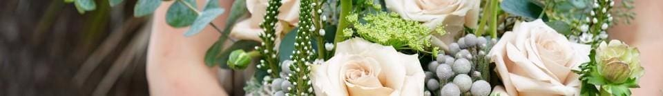 Pollard's Wedding Flowers Banner
