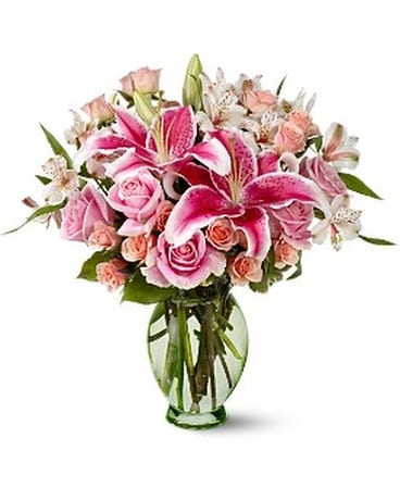 Teleflora's Forever More Custom product