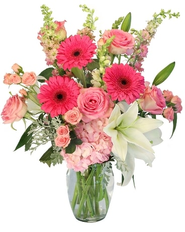 Dearest Treasure Flower Arrangement