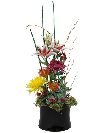 Desert Oasis Flower Arrangement