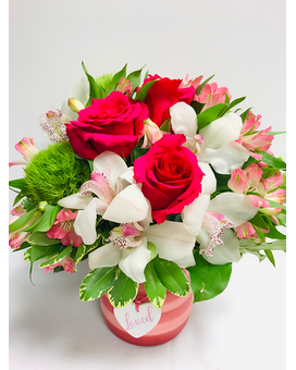 You are loved bouquet Flower Arrangement
