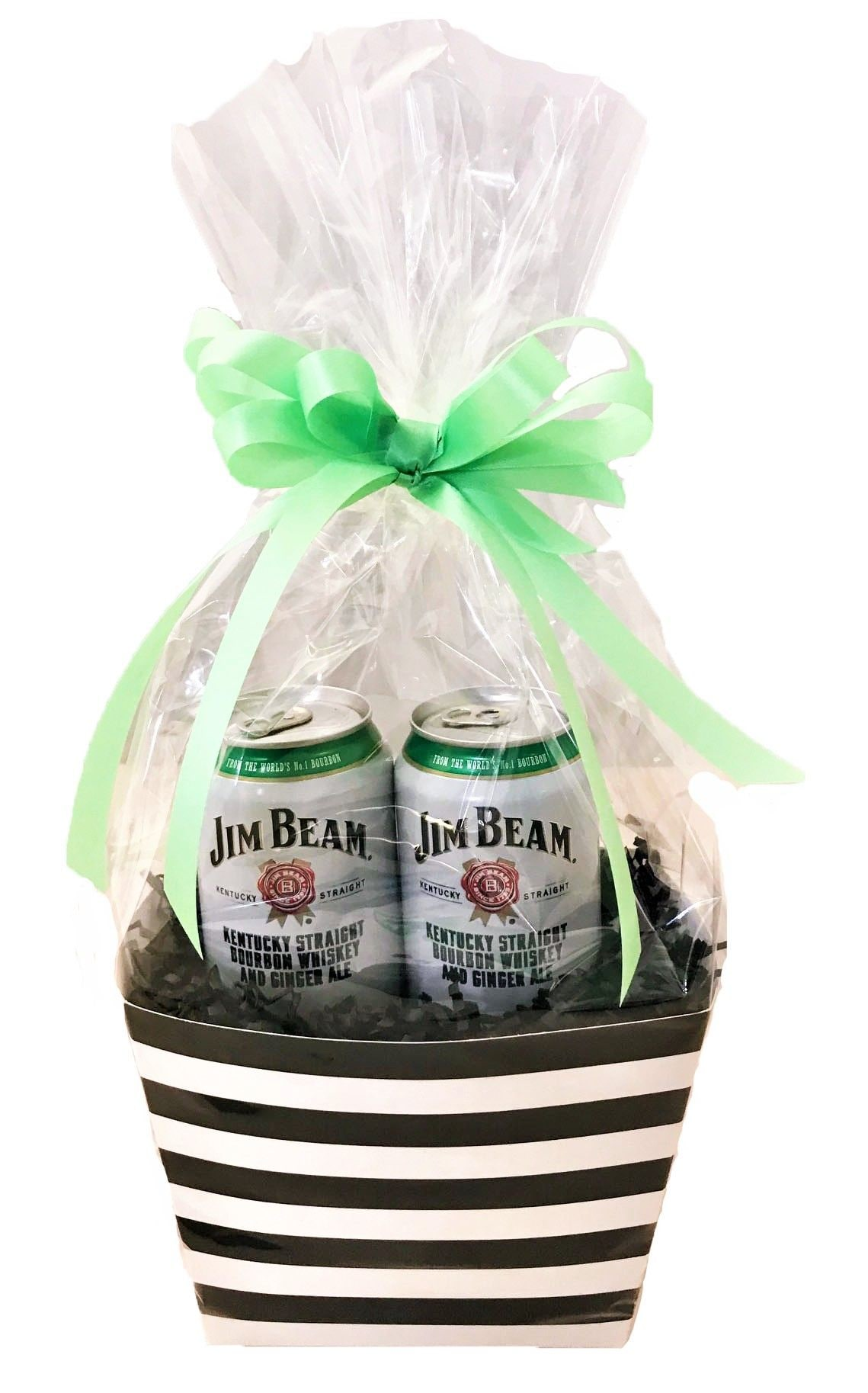 Jim Beam & Ginger Ale-Local Delivery Only