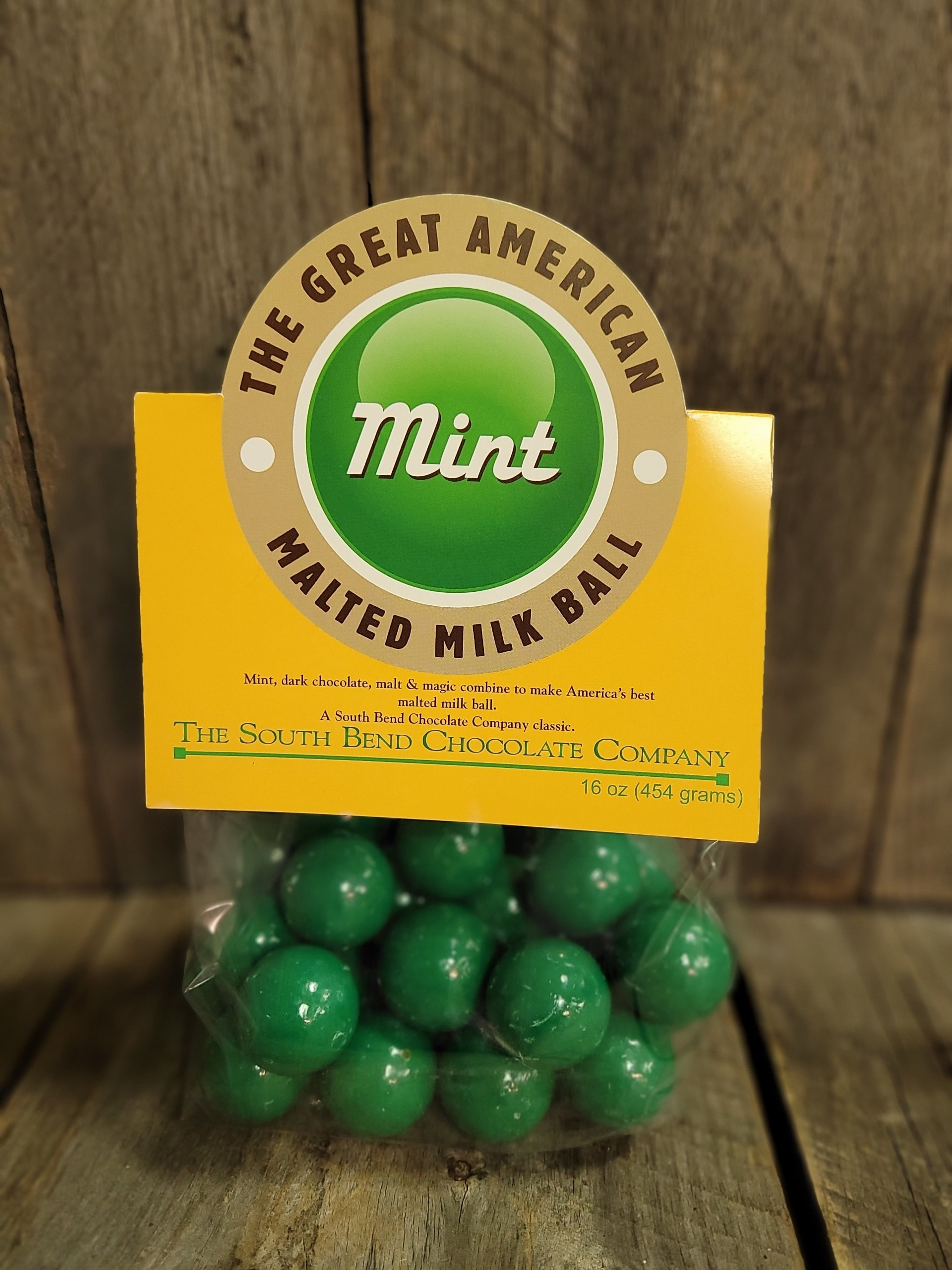 Mint Malted Milk Ball