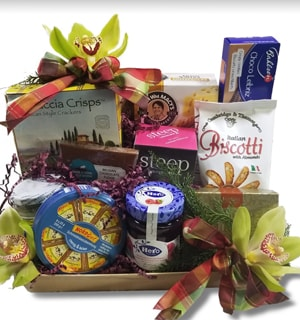 give the gift of giftbaskets this holiday