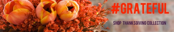 Click here to shop Thanksgiving flowers!