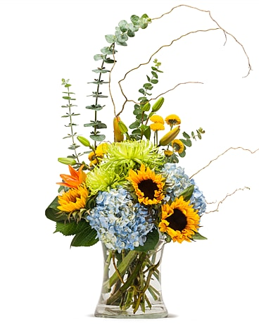 Favorite Gatherings Flower Arrangement