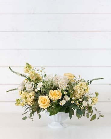 Heirloom Flower Arrangement
