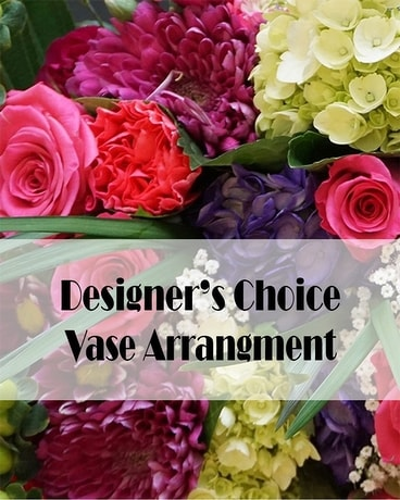 Designer's Choice Vase Arrangement Flower Arrangement