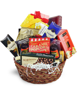 Snack Attack Gourmet Basket