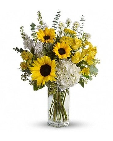 To See You Smile Bouquet by Teleflora Flower Arrangement