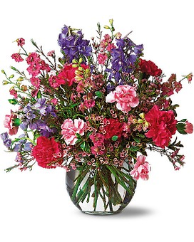 Burst of Joy Flower Arrangement