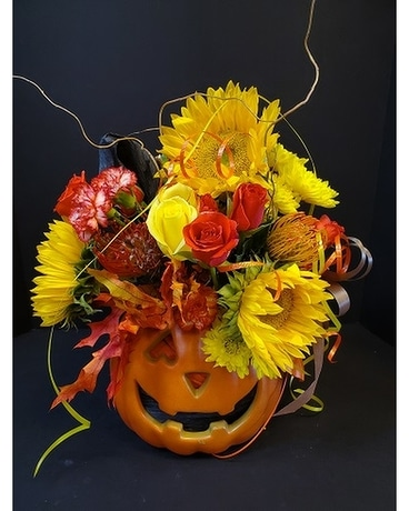 Halloween Flowers Delivery Mesa Az Sophia Floral Designs