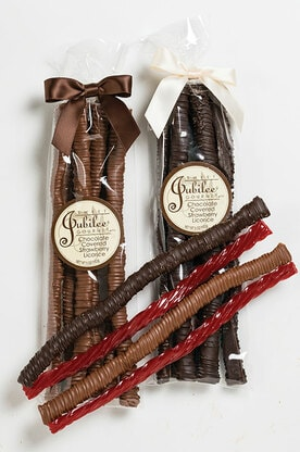 Chocolate Covered Strawberry Licorice