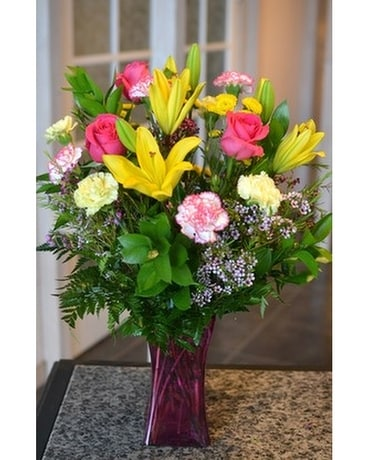 Idaho Falls Florist - Flower Delivery by The Rose Shop