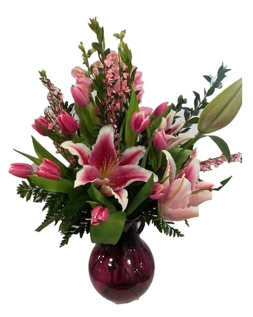 Pinkalicious Flower Arrangement