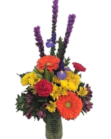 Spring it up! Flower Arrangement