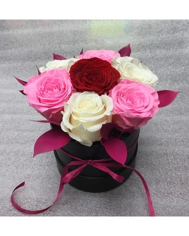 Lasting Beauty Flower Arrangement