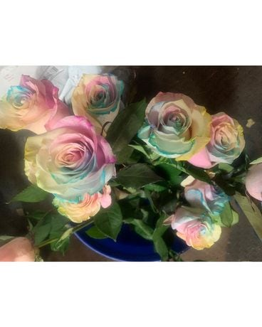 MARSHMALLOW ROSES Custom product