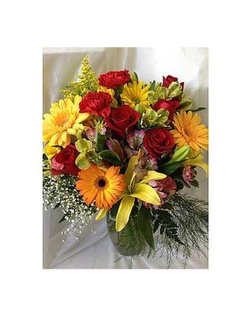 Wonderful Beauty Bouquet Flower Arrangement