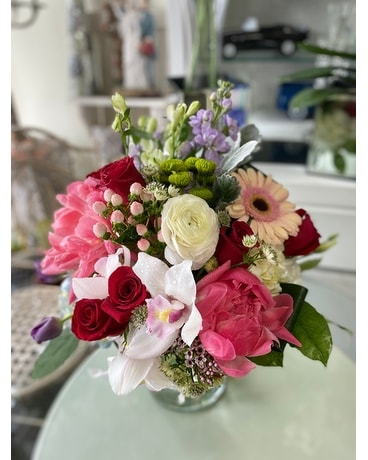 MV21-25 Flower Arrangement