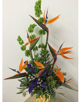Paradise Forever Bouquet Flower Arrangement
