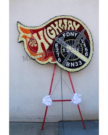 Funeral Custom - The Highway FDNY