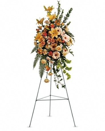 Romano Funeral Home Inc Delivery Brooklyn NY - Marine Florists