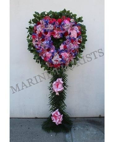 Hearts Delivery Brooklyn Ny Marine Florists